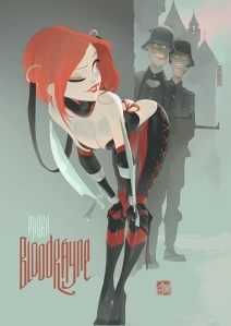 Bloodrayne by Otto Schmidt