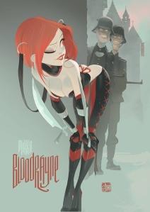 Bloodrayne by Otto Schmidt