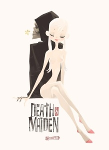 Death & Maiden by Otto Schmidt