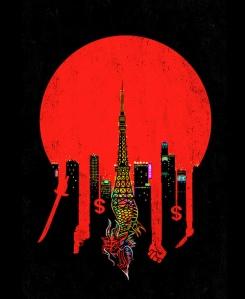 Yakuza Redux- Openskies by Tang Yau Hoong