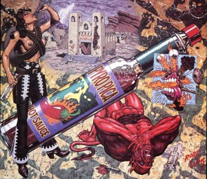 Robert Williams - The Father of Lowbrow Art