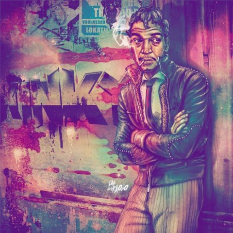 Cantinflas by Fab Ciraolo