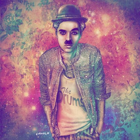 Chaplin by Fab Ciraolo
