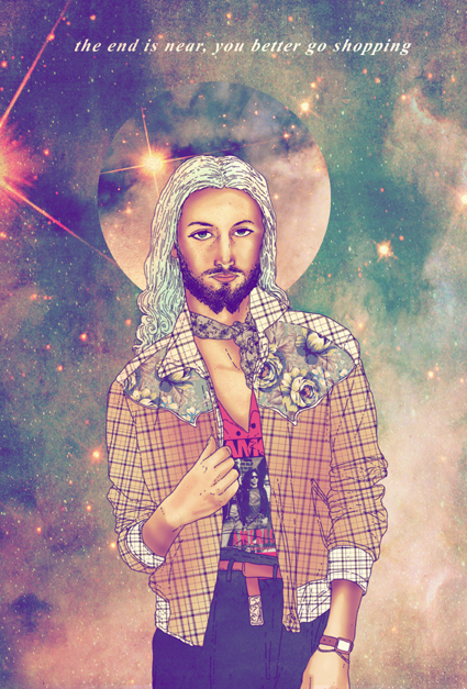 Christ by Fab Ciraolo