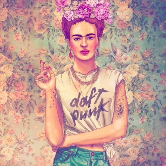 Frida del Rey by Fab Ciraolo