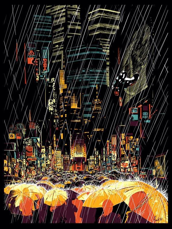 Blade Runner by Raid71
