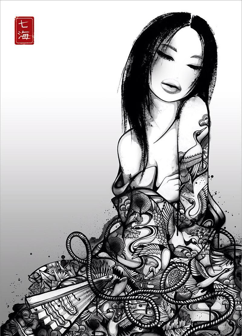 Nanami Cowdroy's Art